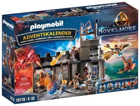 Playmobil 70778 Adventskalender Novelmore 2021